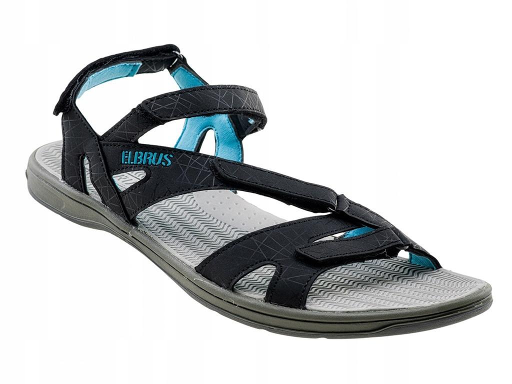 Turystyczne sandały buty damskie lekkie elbrus 41