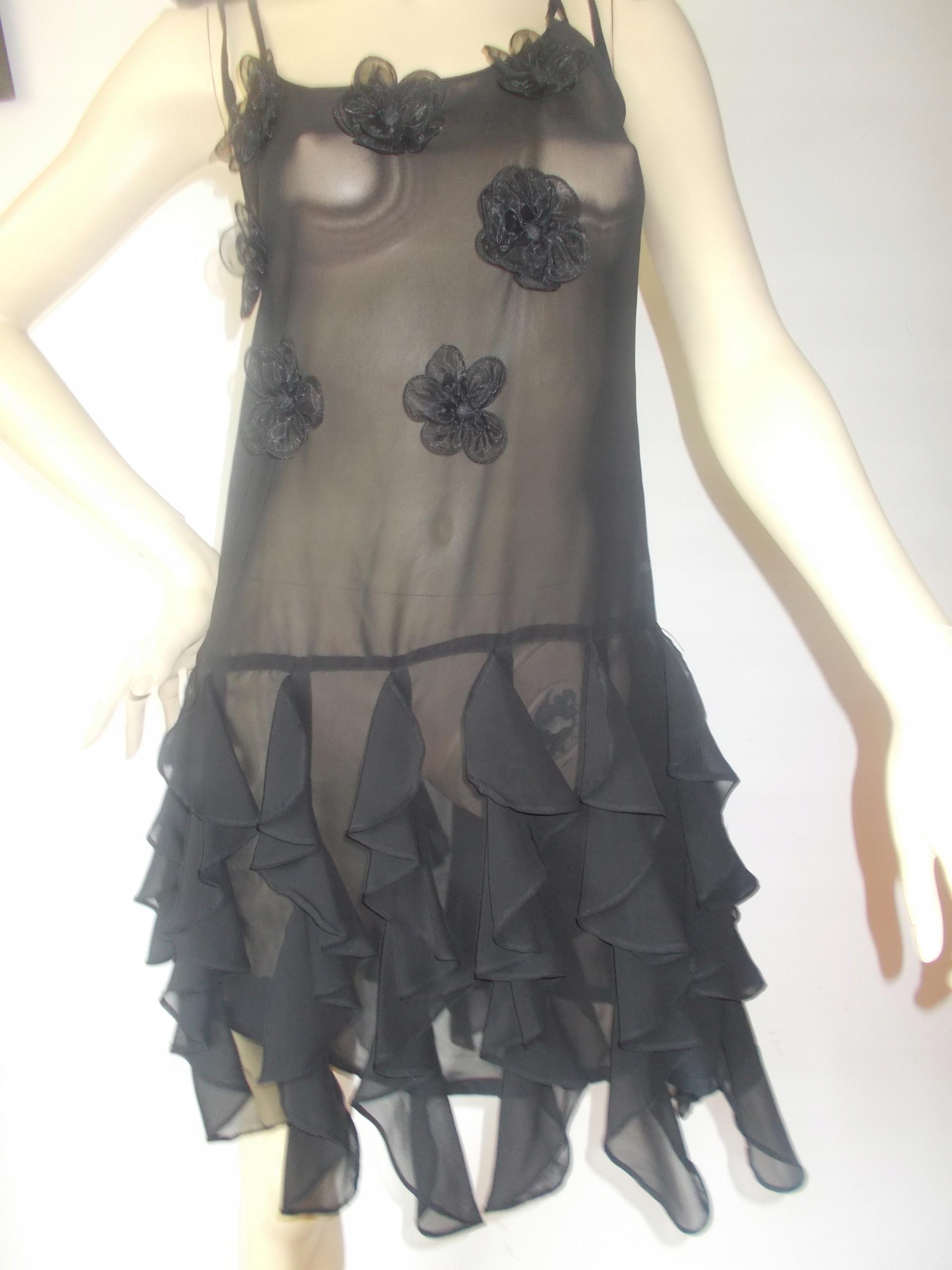 sukienka .MONSOON fusion przewiewna Roz M
