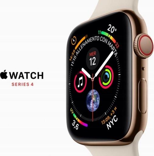 Apple Watch Series 4 LTE 44MM GOLD GW W-wa 2350zł