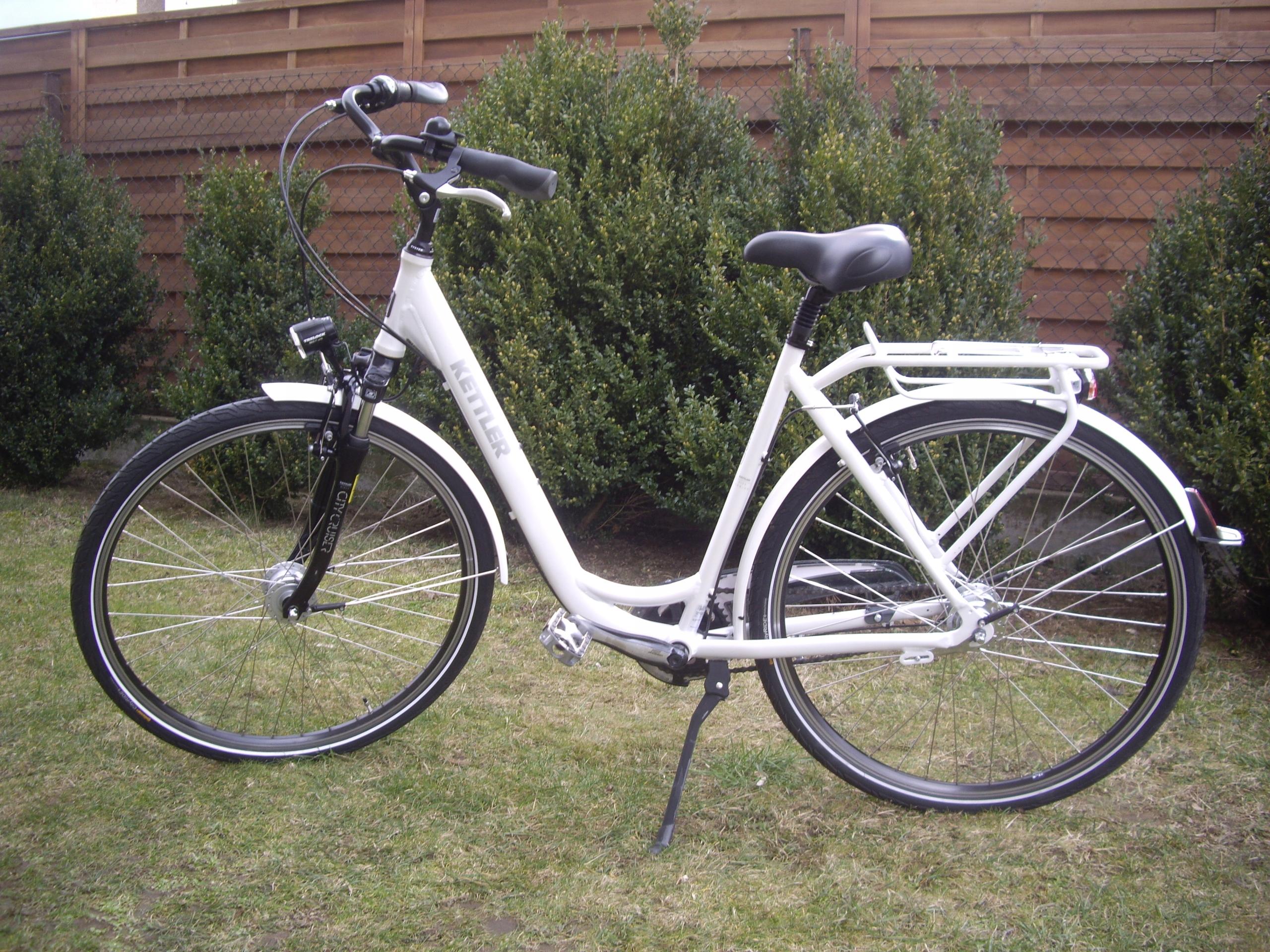 Rower DAMSKI - KETTLER - CITY CRUISER COMFORT - !!