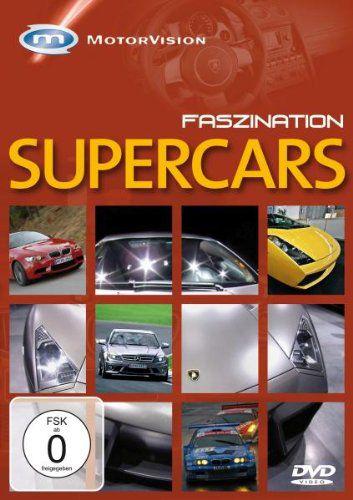 FASZINATION SUPERCARS [DVD]