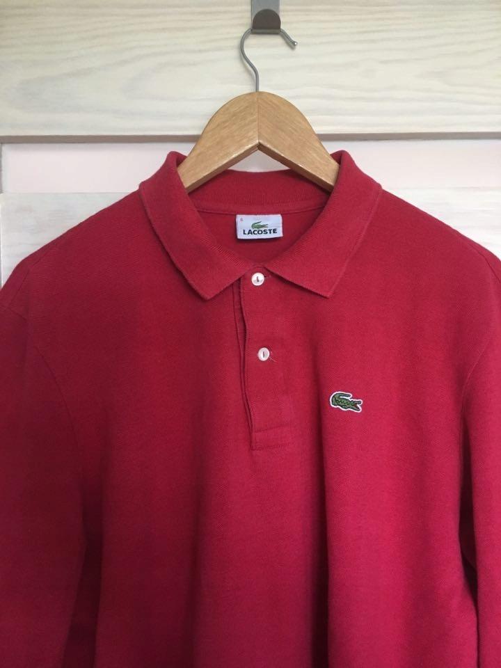 Koszulka Long Sleeve Polo Lacoste