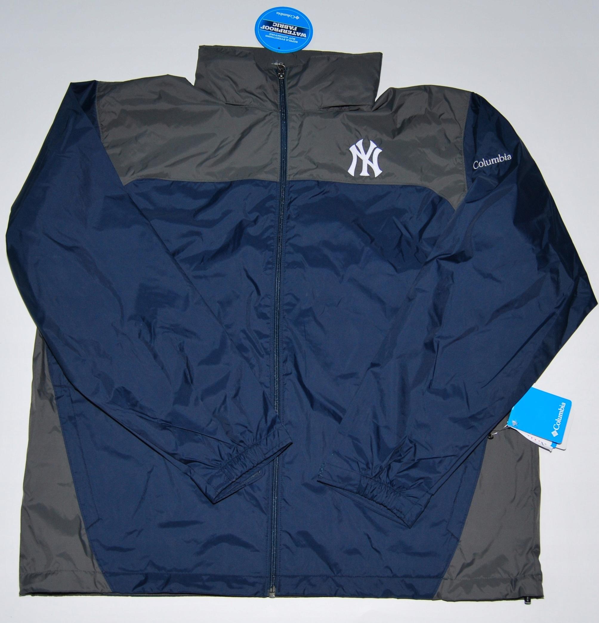 Columbia New York Yankees kurtka wiatrówka XL MLB