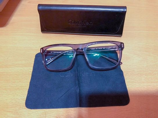 Oprawki okulary korekcyjne Calvin Klein