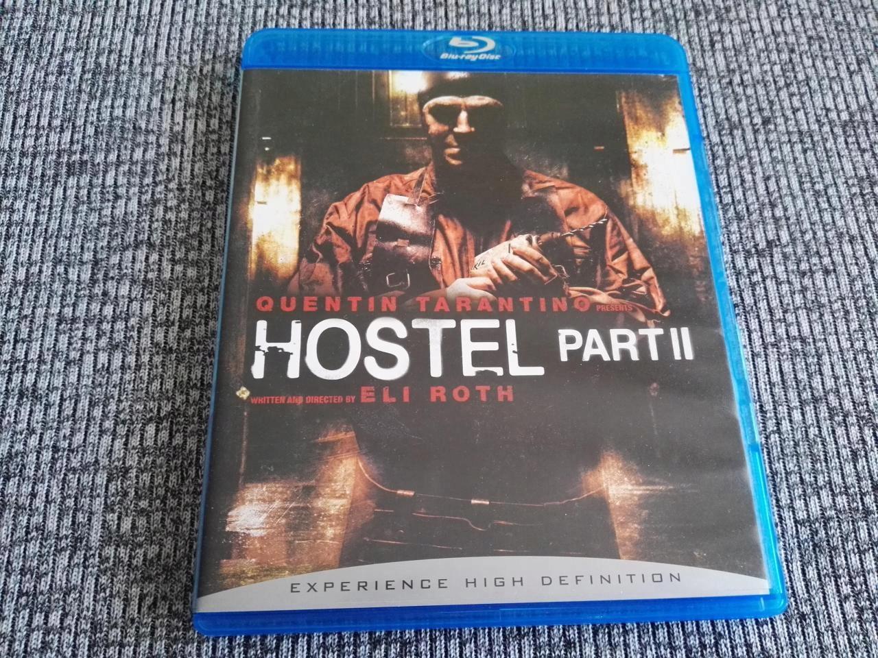 Hostel part II blu-ray