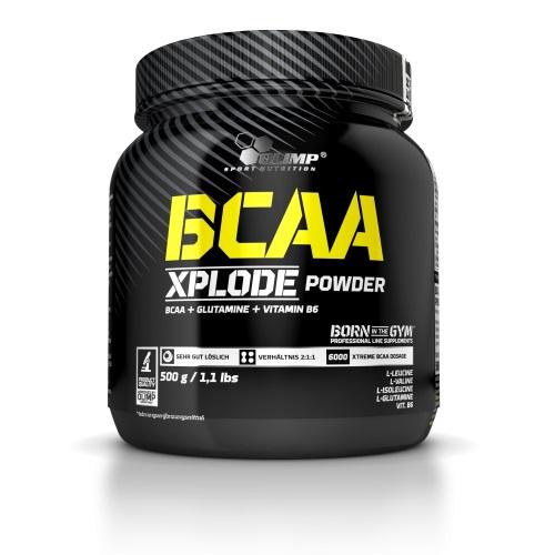 Olimp BCAA Xplode Powder (500g mojito)