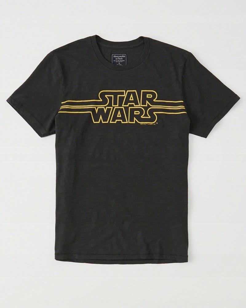 T-Shirt Koszulka Star Wars XS Abercrombie Kraków