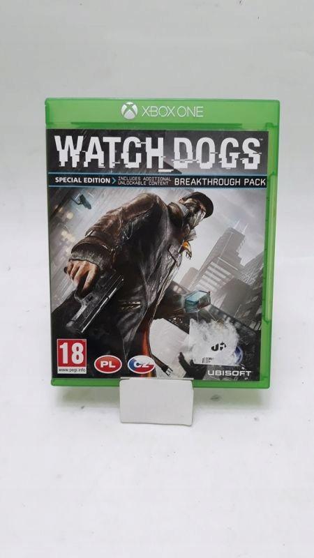GRA XBOX ONE DOOM FIFA 18WATCH DOGS