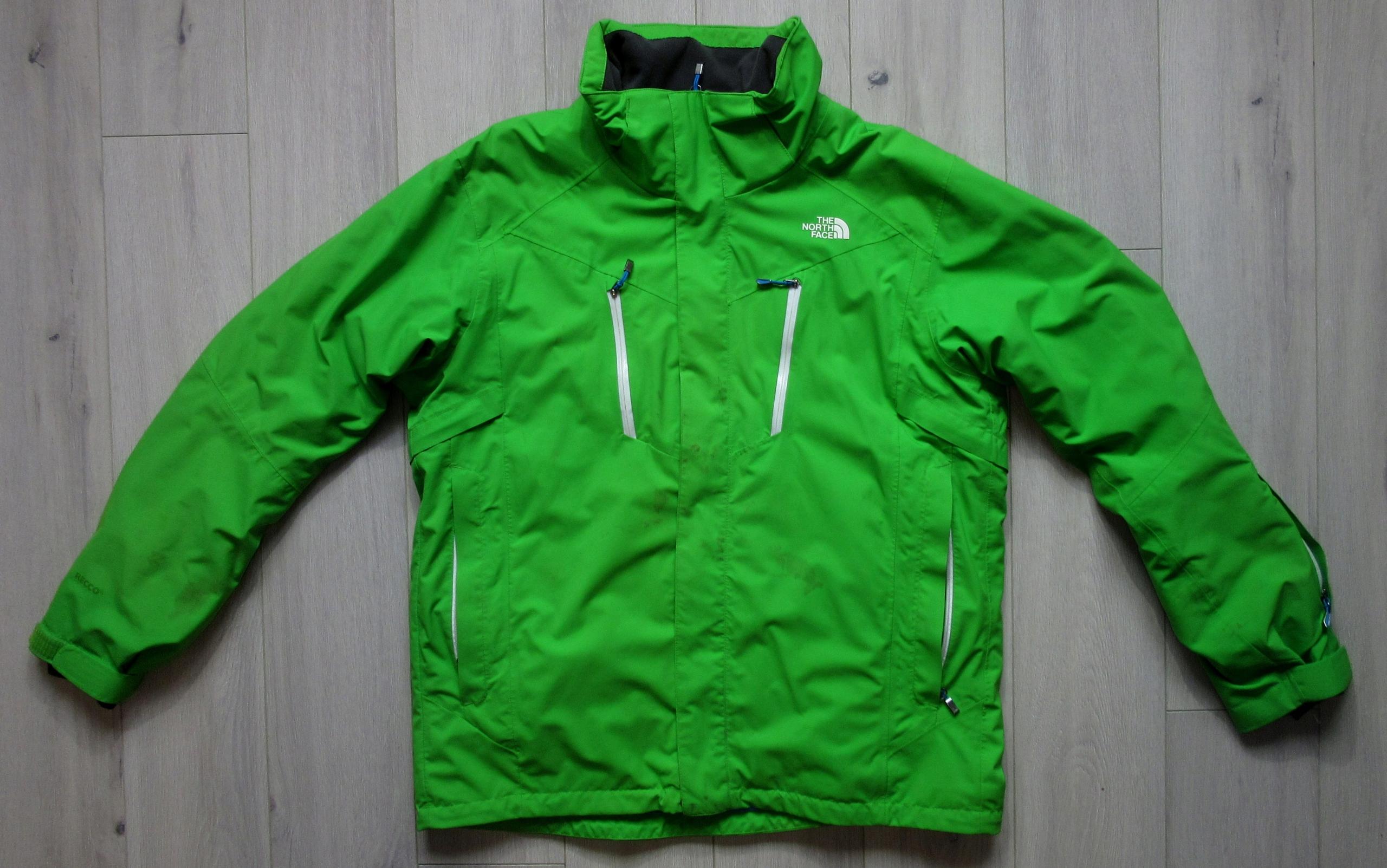 Kurtka narciarska The North Face HyVent Recco r.XL