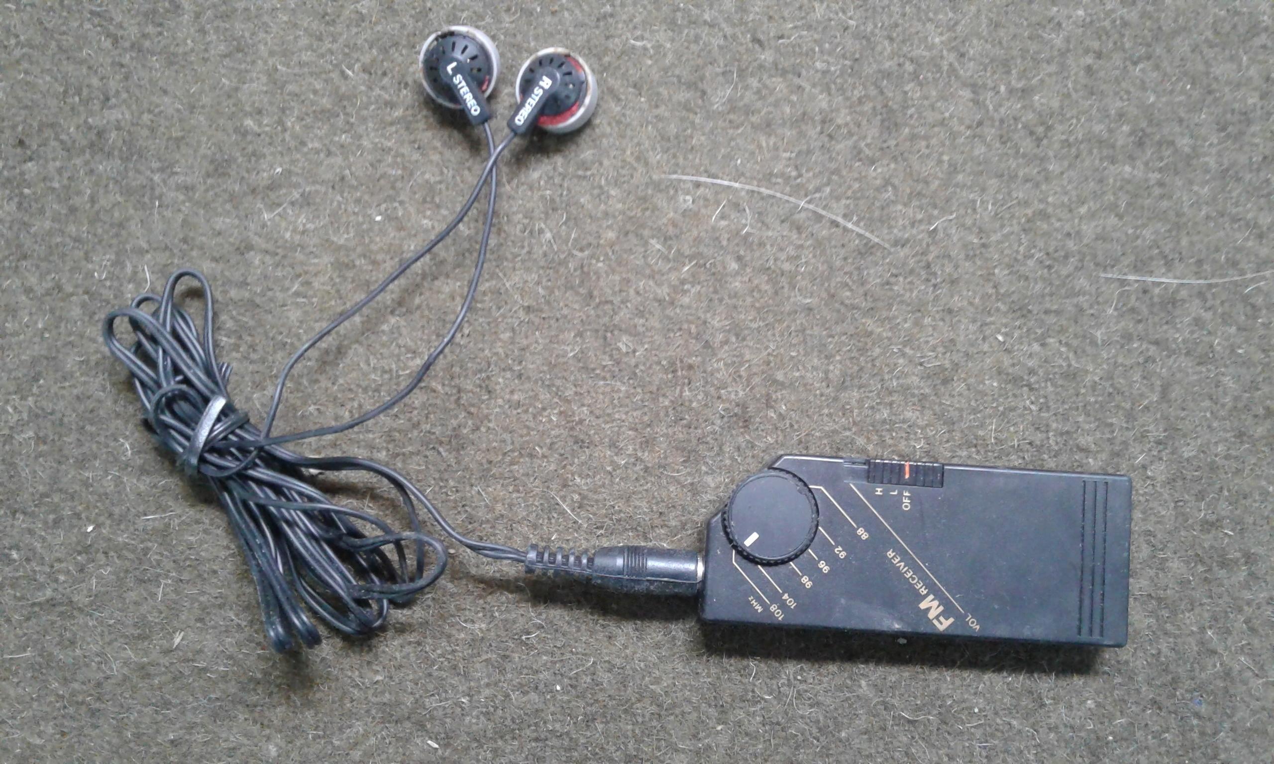 Mini Radio PRL