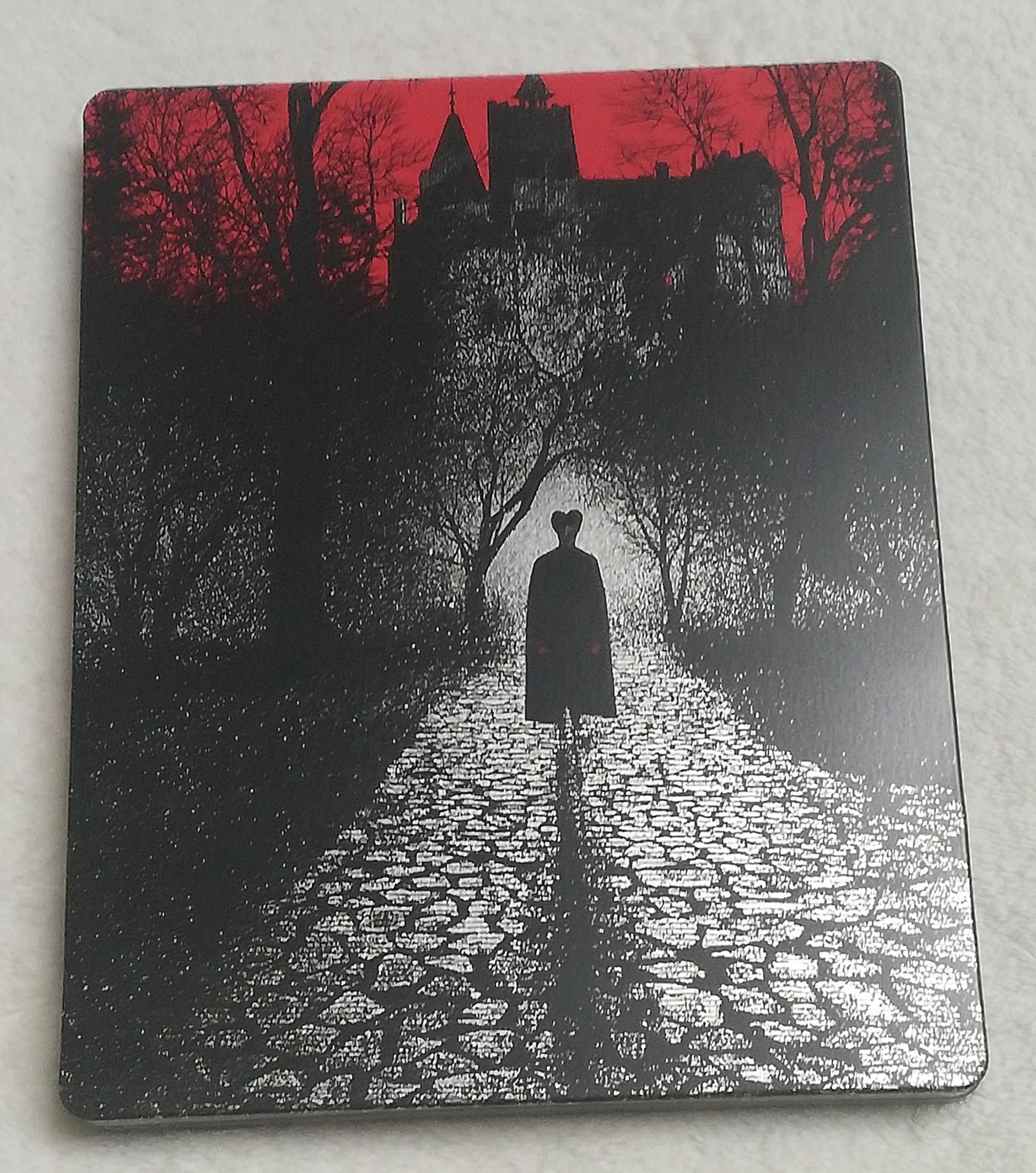 DRACULA - F.F. Coppola [BLU-RAY] STEELBOOK