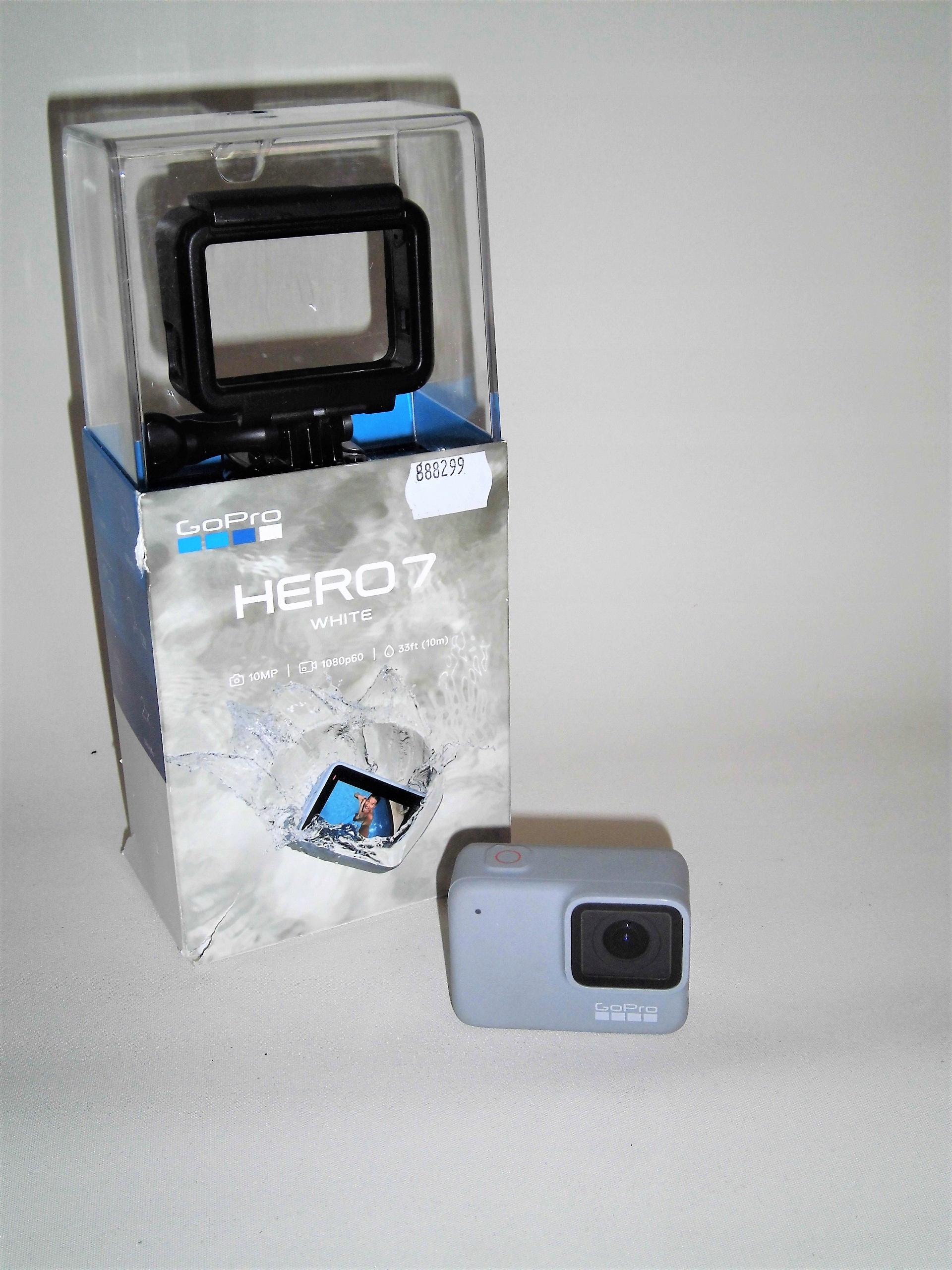 Kamera sportowa GoPro Hero 7 White