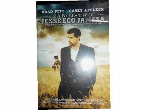 Zabójstwo Jesse'ego Jamesa - DVD pl lektor