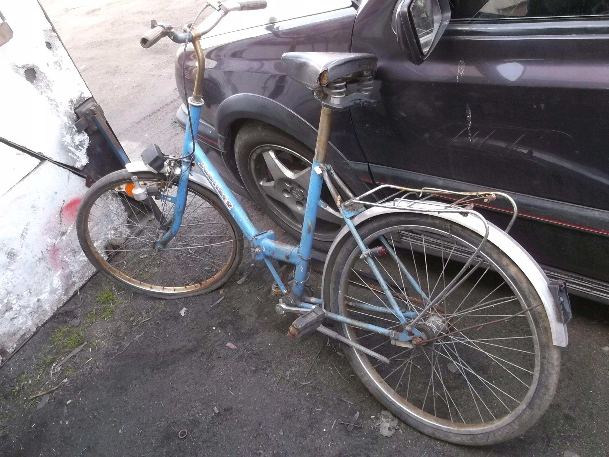 JUBILAT stary rower 1987 rok