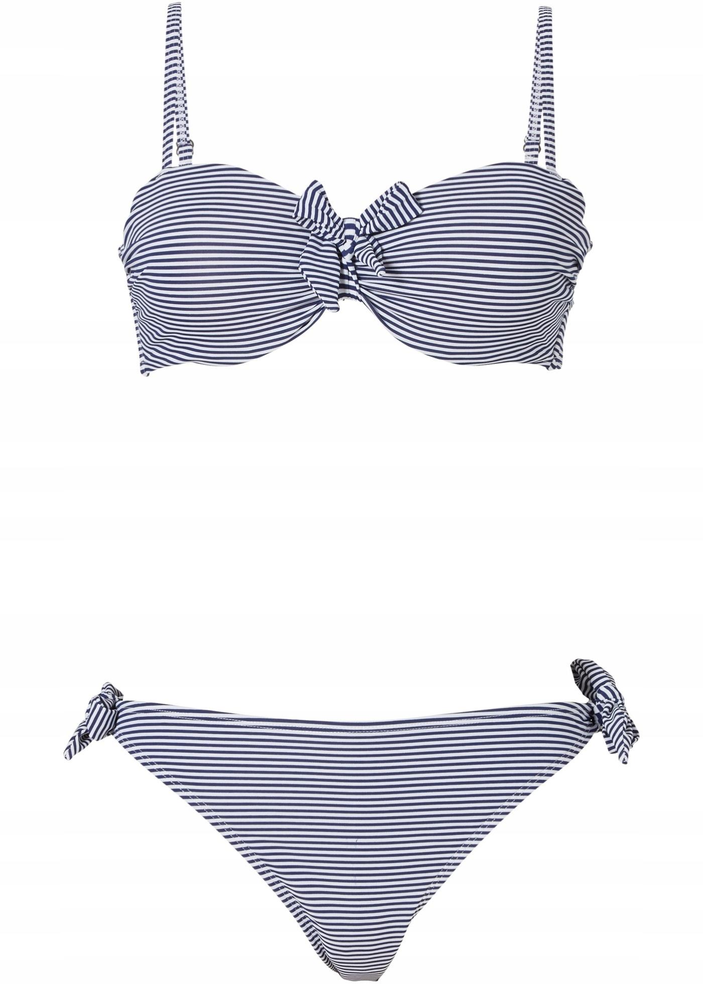 L113 BPC Bikini na fiszbinach r.36 70E
