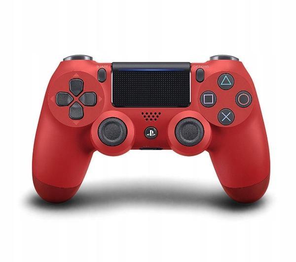 CZERWONY PAD PS4 Sony DualShock 4 v2 PS4 ORYGINAŁ