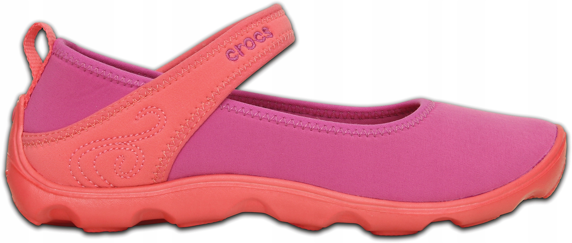 Crocs Duet busy day mary jane fiolet 32-33 (J1)