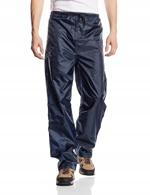 b4d9022b649a56 BALENO Spodnie przeciwdeszczowe męskie r.L 575 B - 7557873946 ...