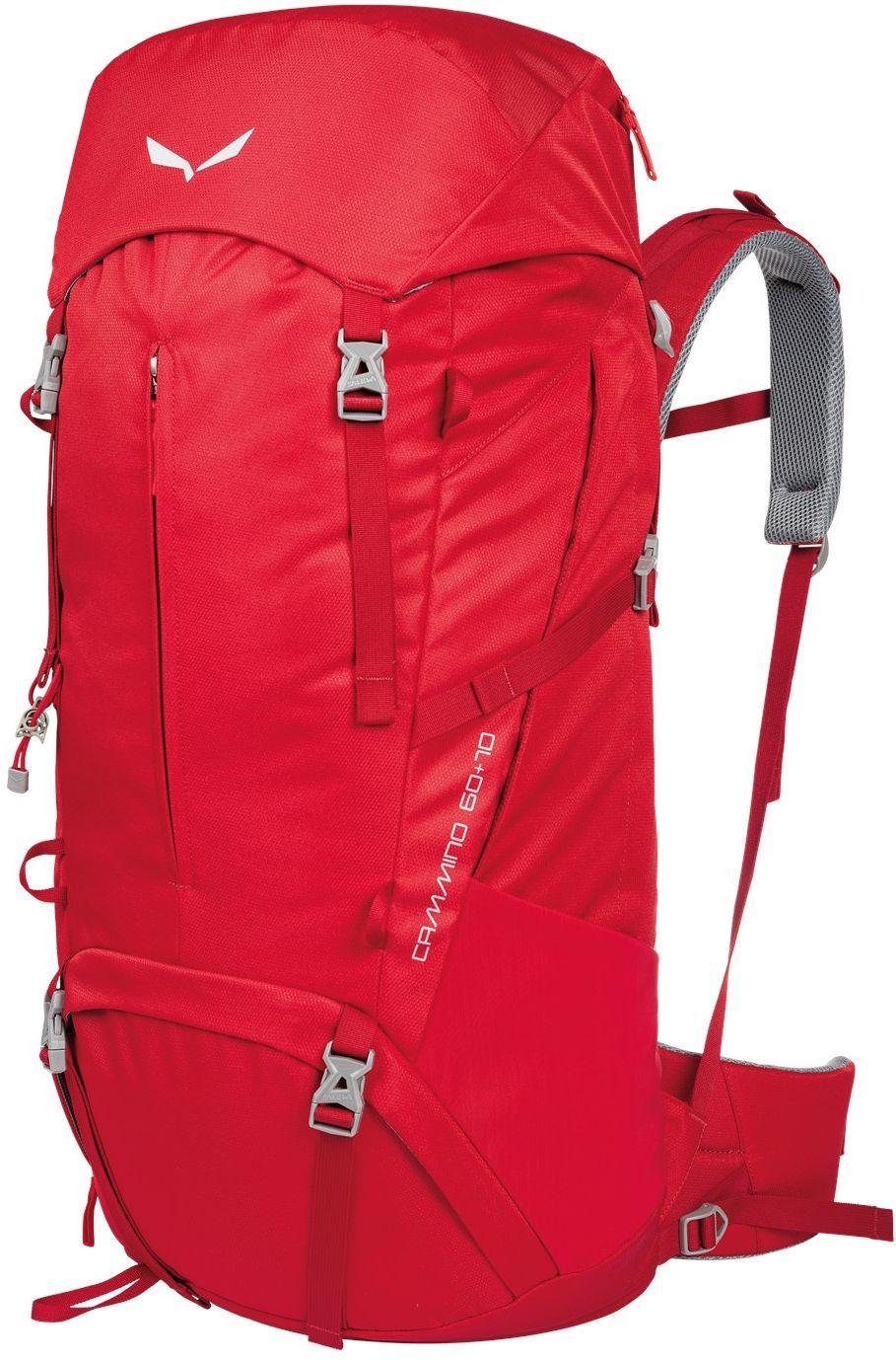 Salewa Plecak turystyczny Cammino 60+10 Pompei Red
