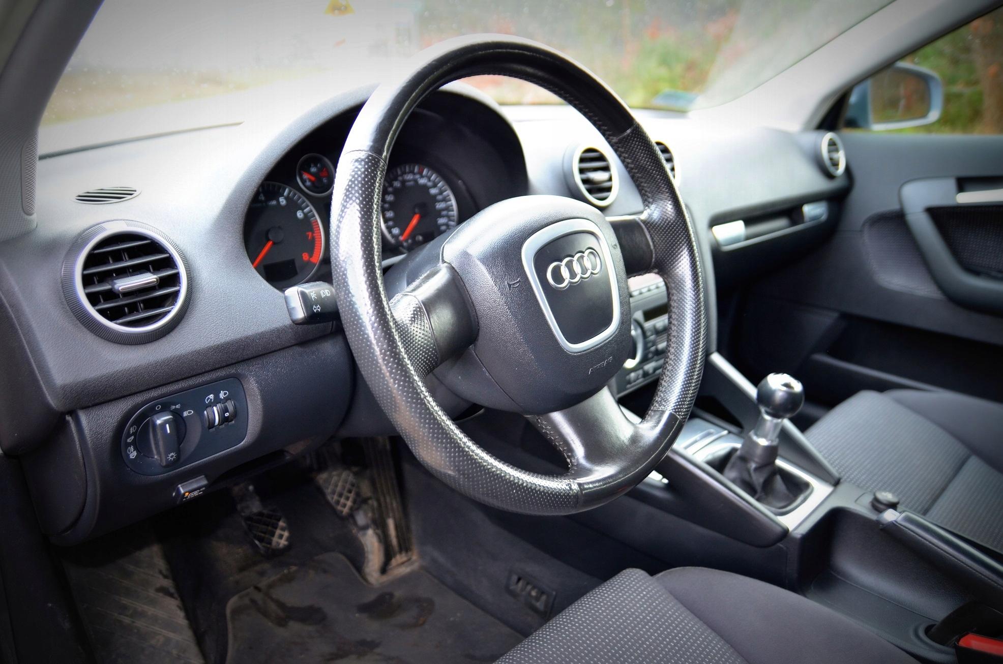 Audi A3 8p Sportback Quattro Nowy Gaz Tfsi 200km 7772494834