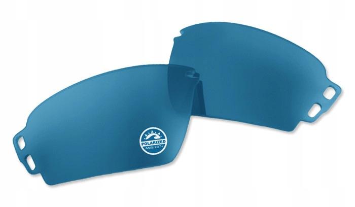 ESS - Wizjery Crowbar - Polarized Mirrored Blue -