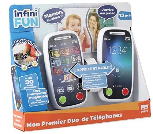 infinifun I18040 Telefony zabawkowe Multicolor