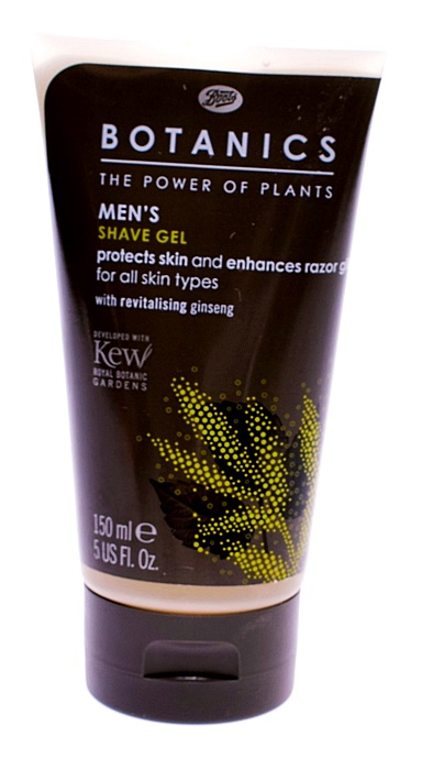 4482-7 ....BOTANICS... d#p ZEL DO GOLENIA 150ML