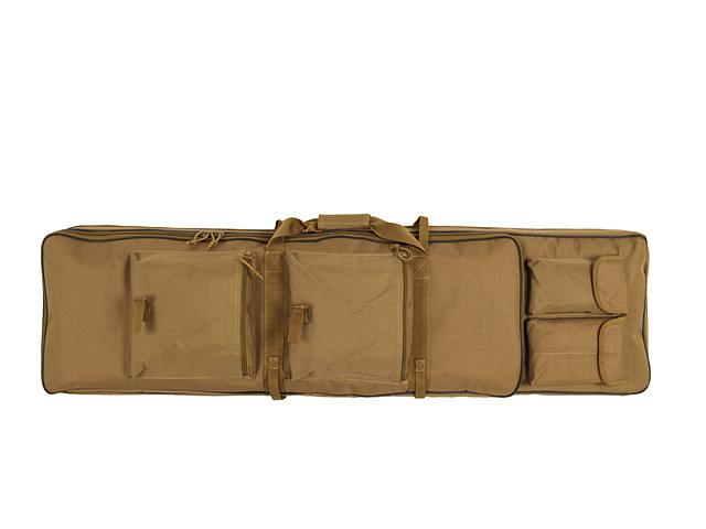 Pokrowiec na broń do długości 120 cm - coyote