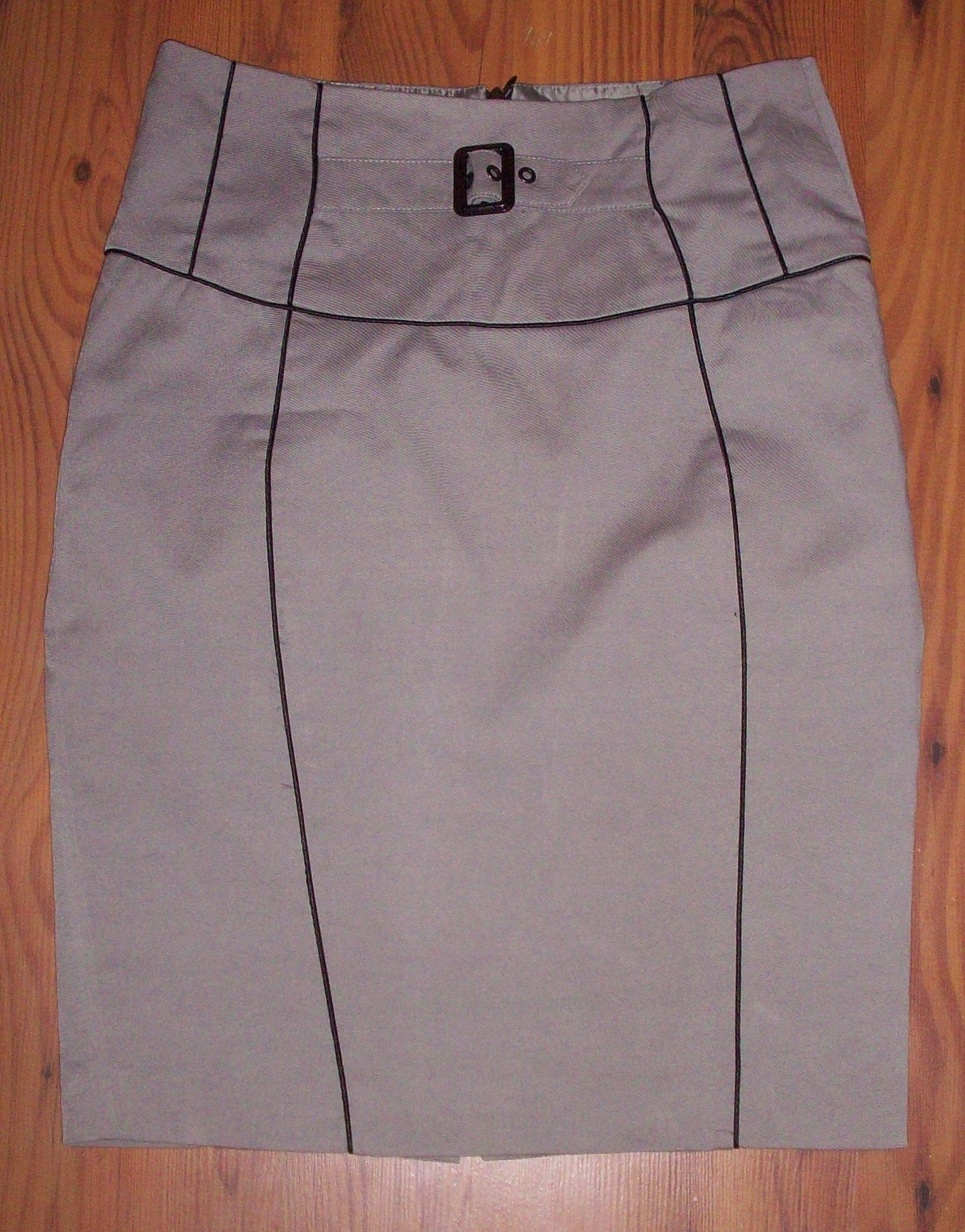 Spódnica brązowa czarna MOHITO 36 S