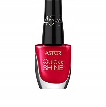 Astor Quick & Shine 303 Passionate Love lakier