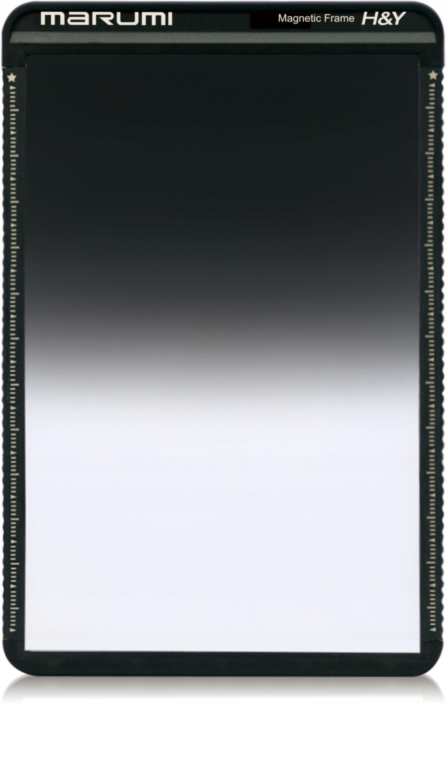 Filtr połówkowy Marumi Square GND16 soft 100x150mm