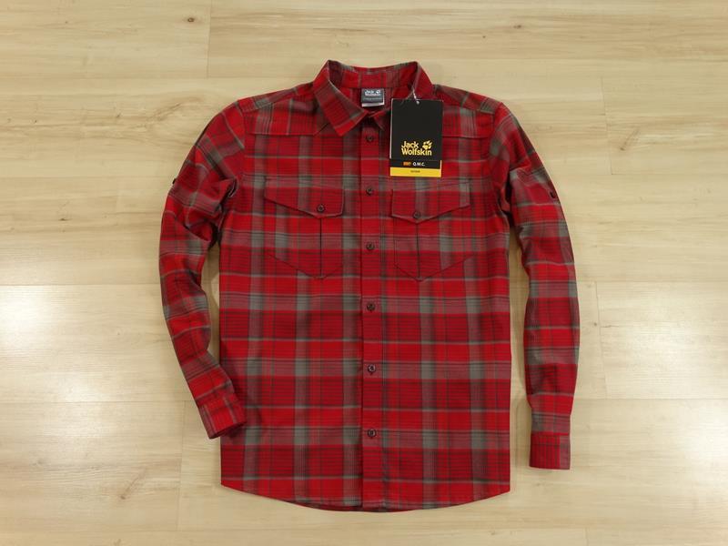 JACK WOLFSKIN_Seal River Shirt Men_Nowa z Metką_ M