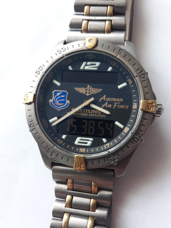 zegarek Breitling Austrian Się Force