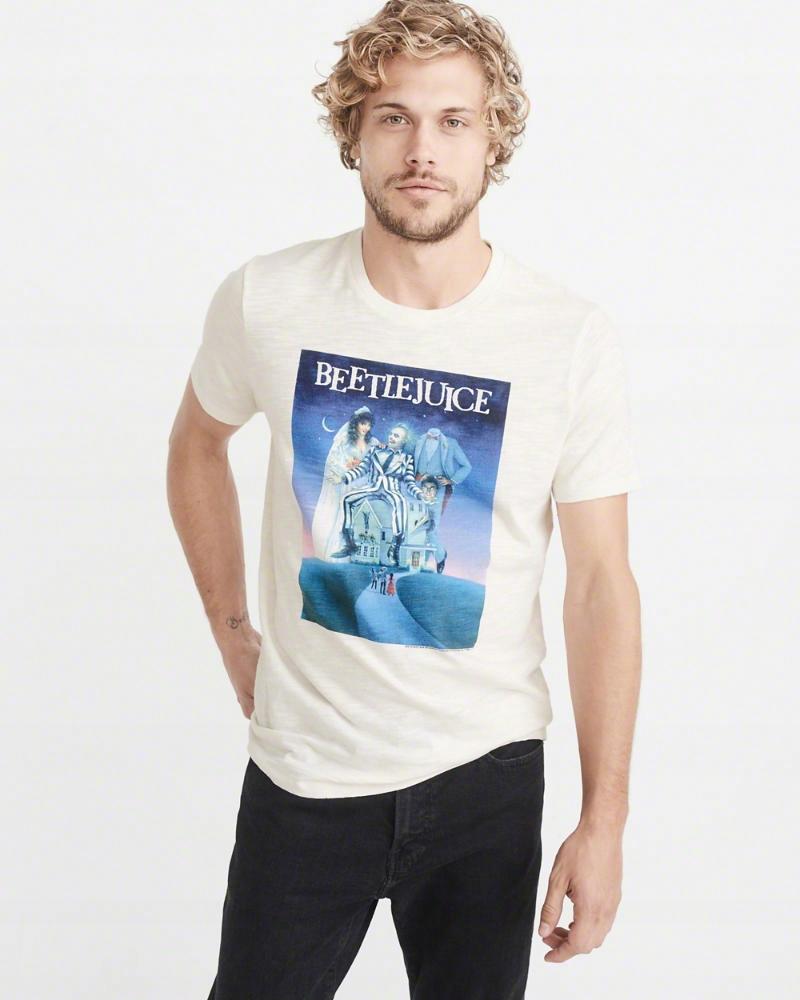 Tshirt Abercrombie & Fitch - NOWY - XXL