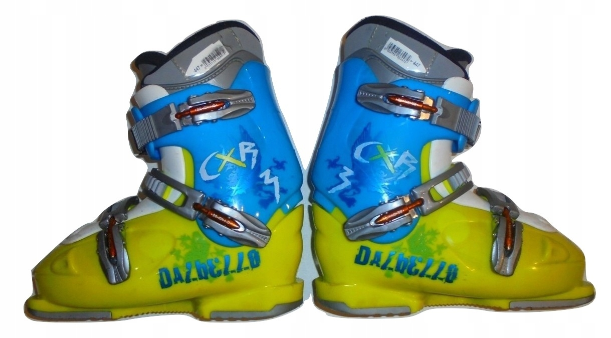 Buty narciarskie DALBELLO CXR 3 roz. 24,0 (37,5)
