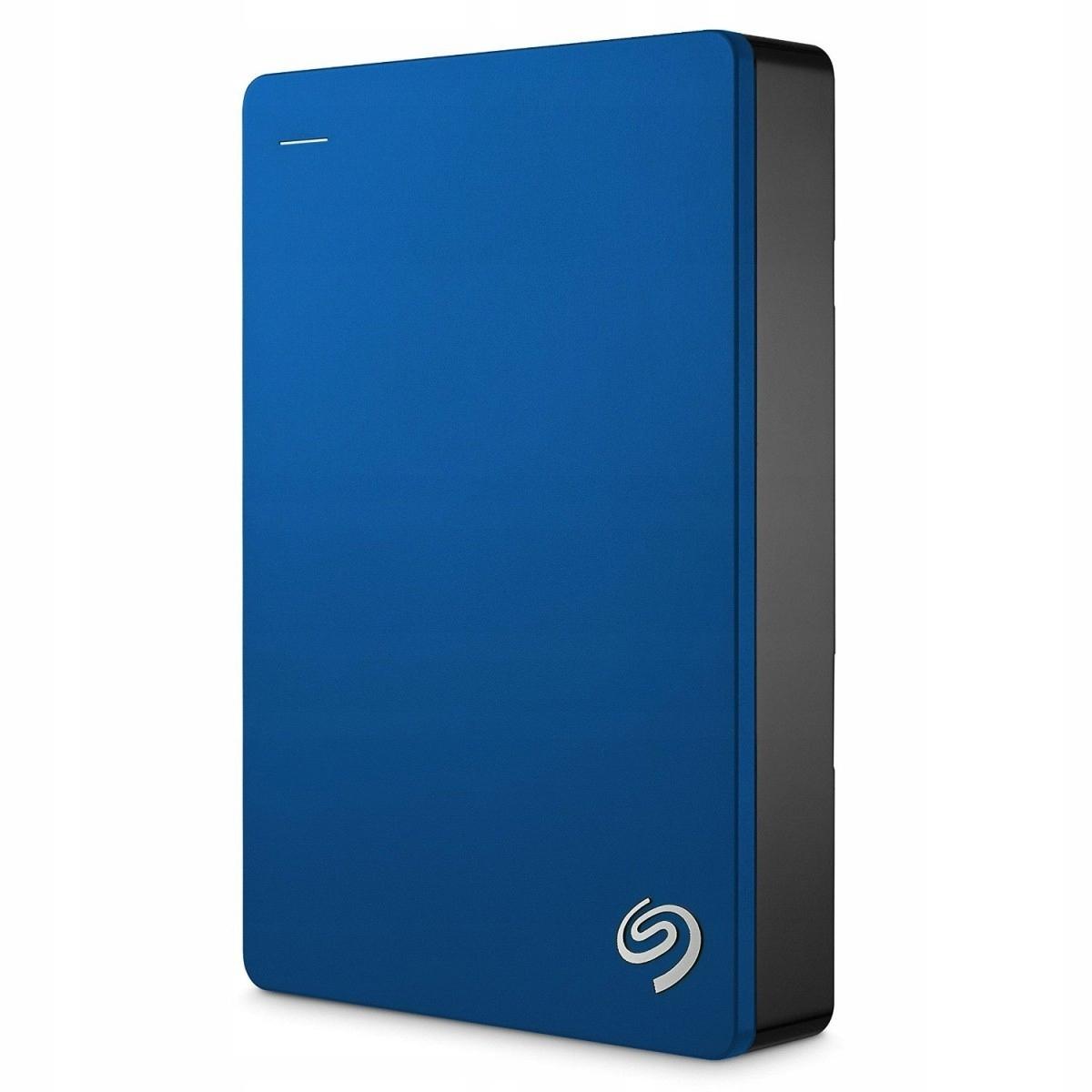 Backup Plus 5TB 2,5'' STDR5000202 niebieski
