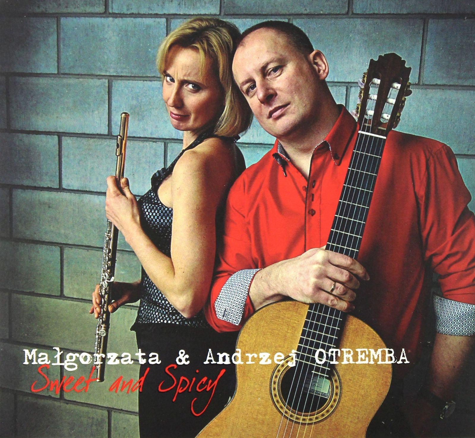 MAŁGORZATA OTREMBA+ANDRZEJ OTREMBA: SWEET+SPICY CD