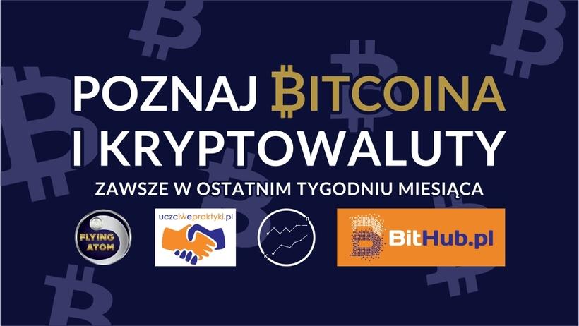 Szkolenie Poznaj Bitcoin i kryptowaluty - Łódź