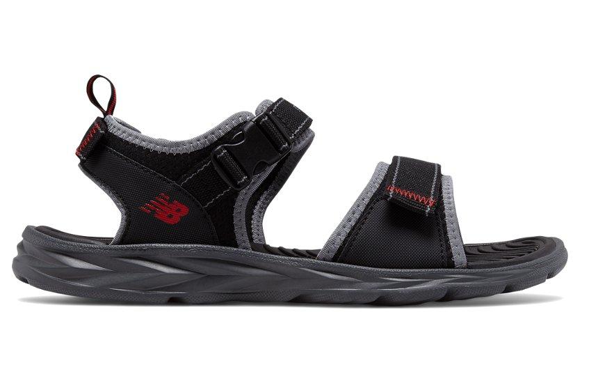 New Balance sandały męskie M2067BGR czarne 45