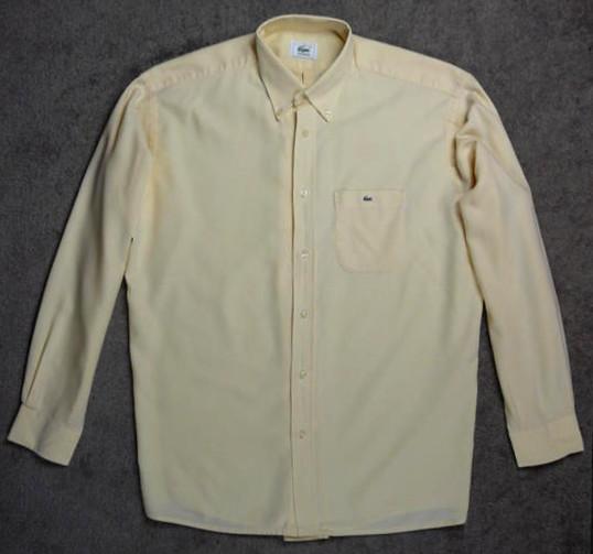 LACOSTE koszula męska - 41 L / XL
