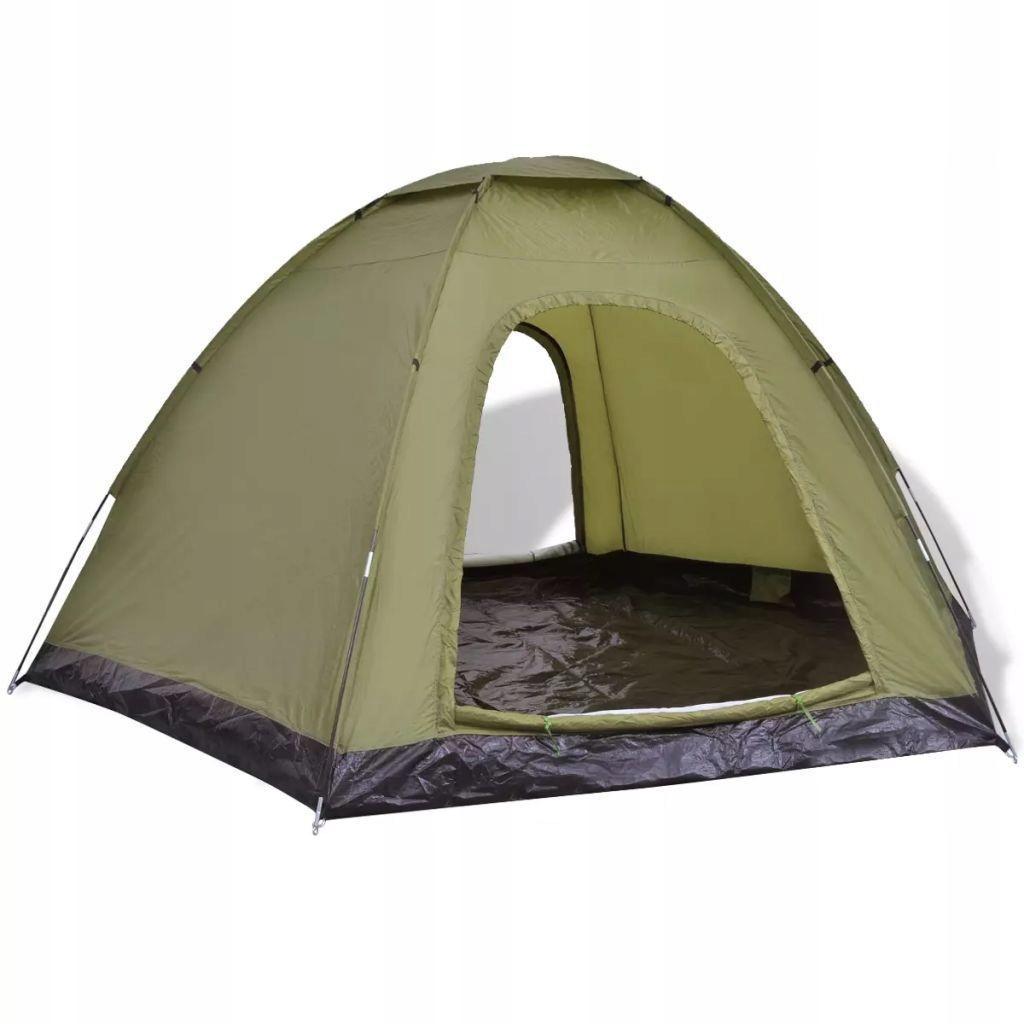 Namiot 6-osobowy, zielony GXP-679879