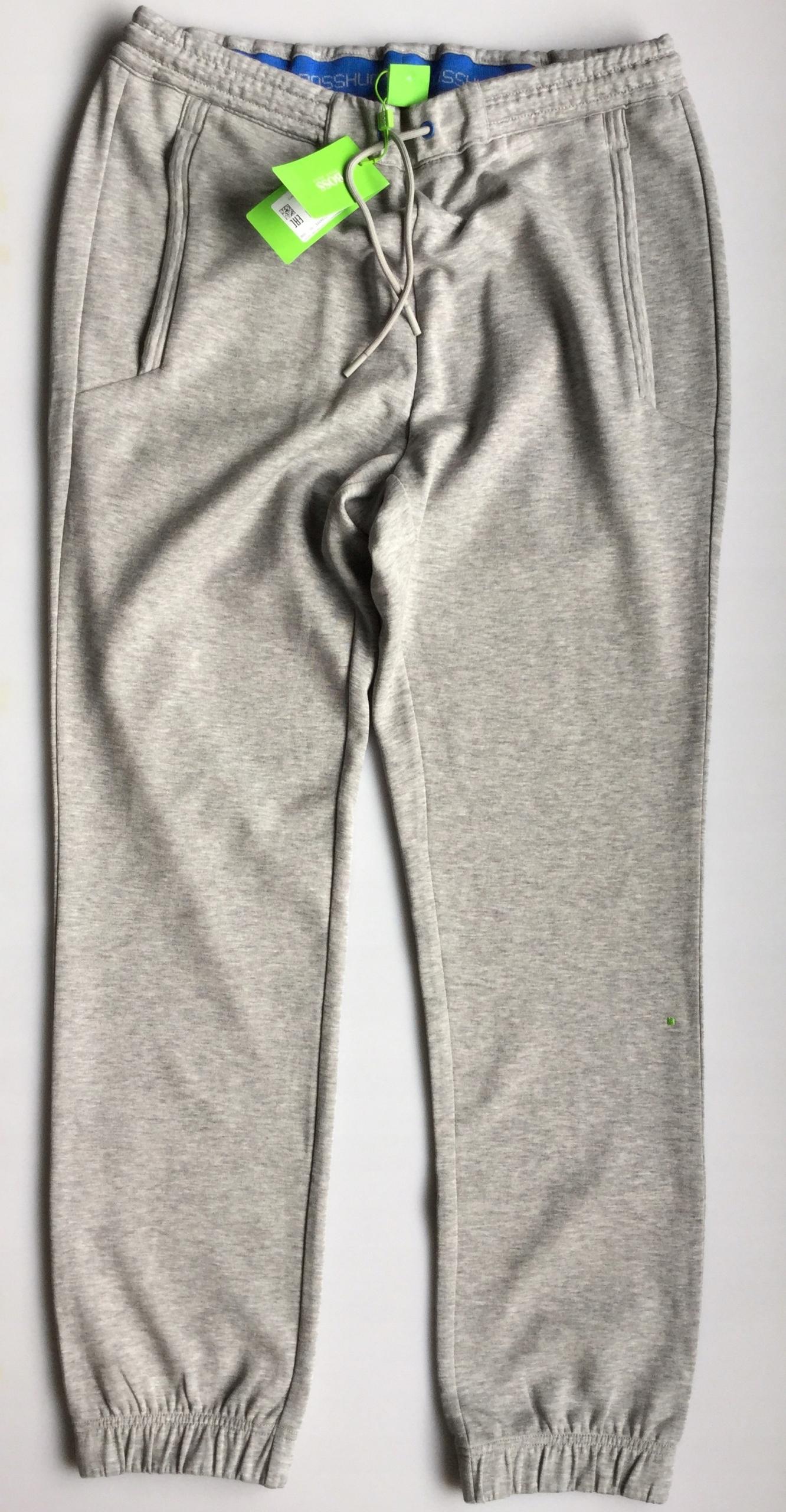 HUGO BOSS GREEN Spodnie dresowe r. XL