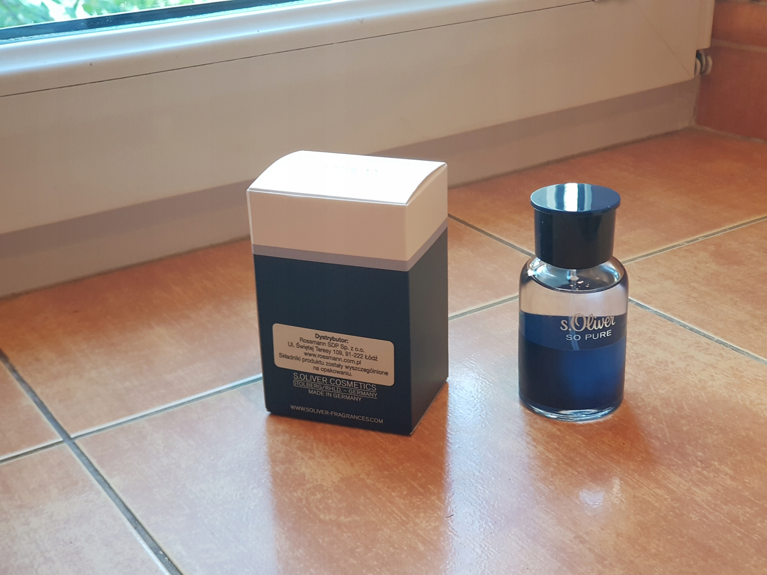 official site sale usa online free delivery s.Oliver So Pure, 30 ml, woda toaletowa, EDT - 7549698285 ...
