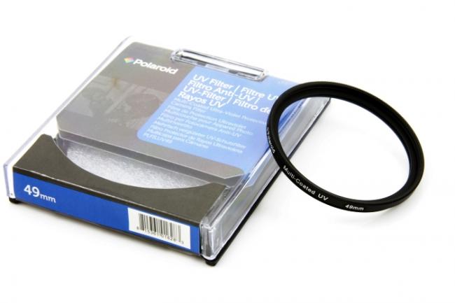 Polaroid Multi-Coated filtr UV M49