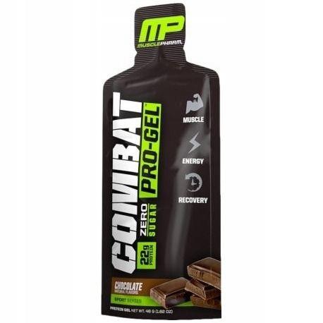 Muscle pharm Combat Pro Gel Żel Proteinowy