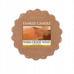 Yankee Candle WARM DESERT WIND wosk zapachowy 22 g