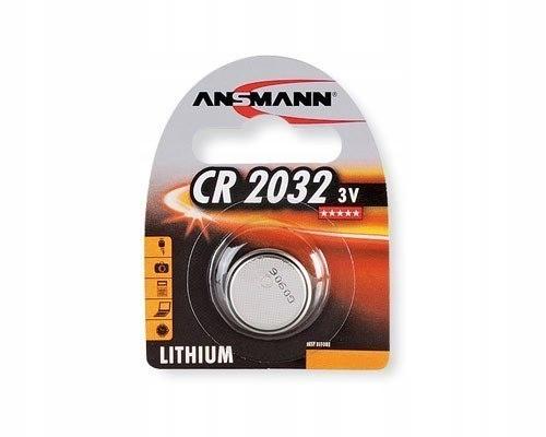 Bateria litowa CR 2032
