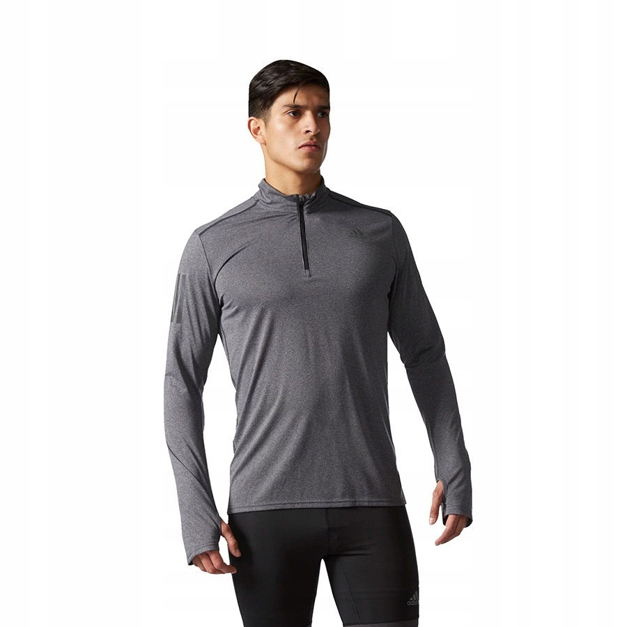 Bluza adidas Response long Sleeve Zip B47699 L !