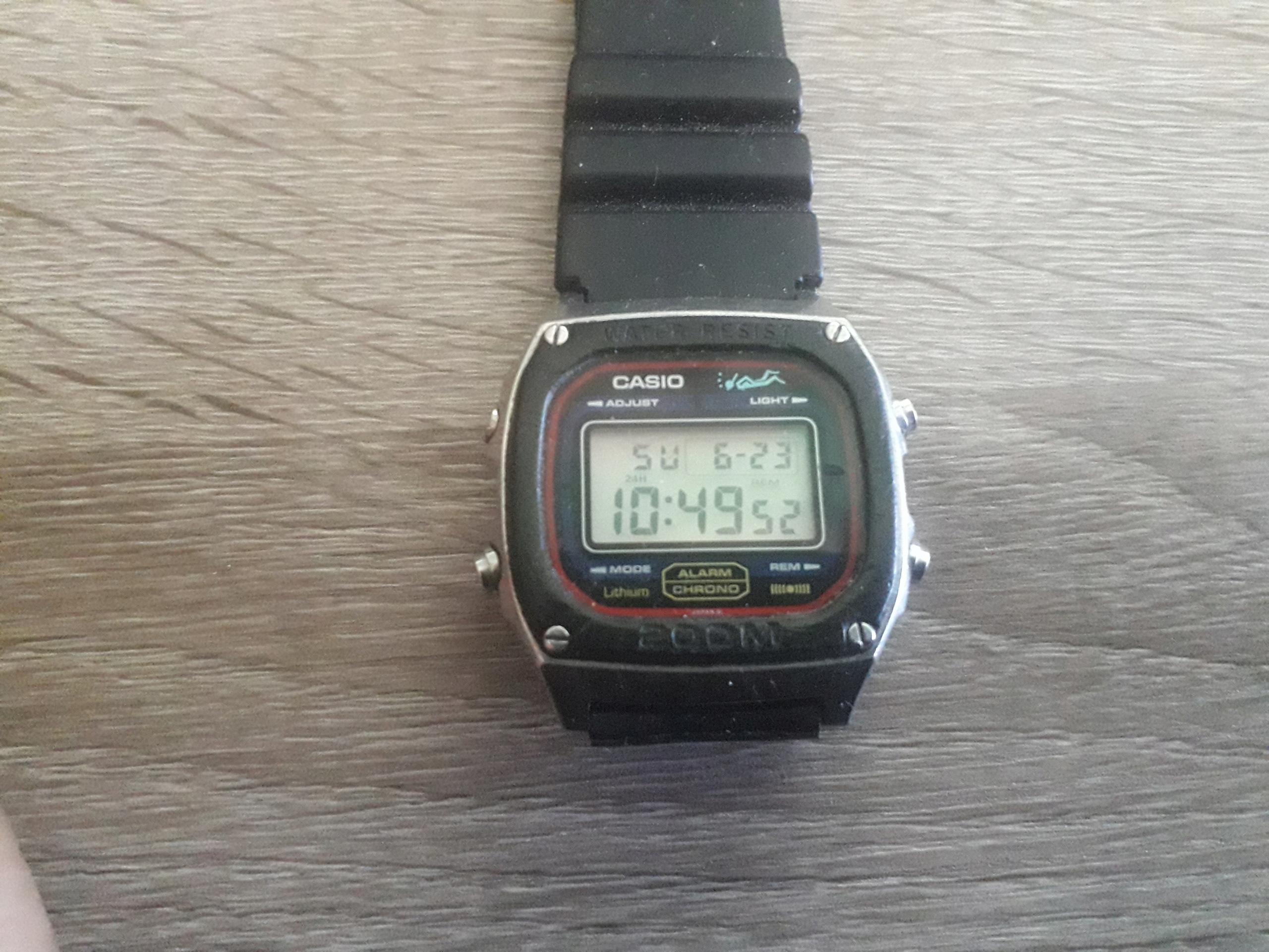 Casio DW-1500