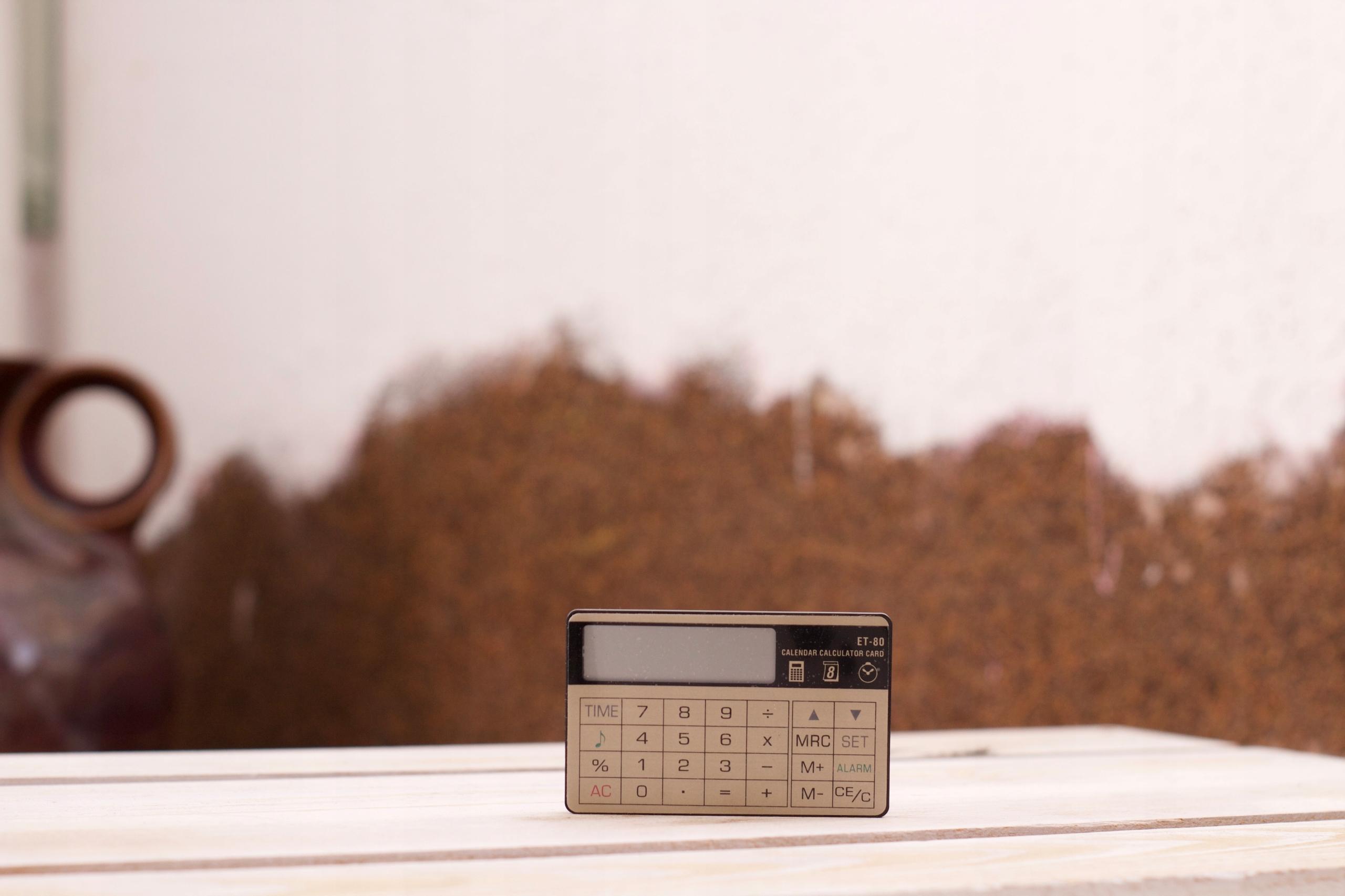 Kalkulator EATES ET-80 Polecam !
